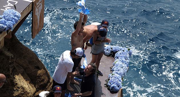 Açores voltam a receber o Red Bull Cliff Diving nos próximos dois anos