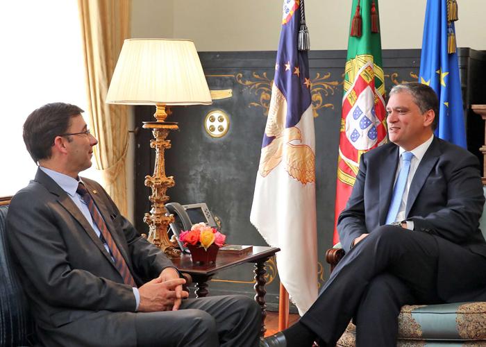 Vasco Cordeiro destaca potencial da Estratégia Florestal dos Açores para o desenvolvimento da Região
