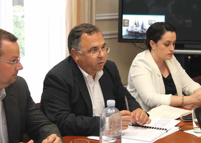 José Ávila satisfeito com aprovação de relatório sobre sector dos lacticínios dos Açores