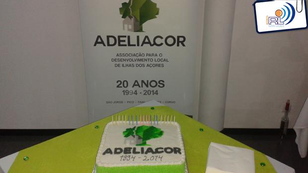 ADELIAÇOR celebrou 20º aniversário em São Jorge