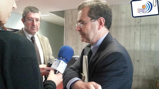 Avelino Meneses recolhe contributos para o Plano de Promoção do Sucesso Escolar em S. Jorge