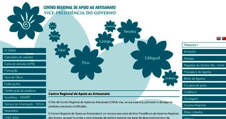 """Centro Regional de Apoio ao Artesanato promove projeto """"Raízes"""" na ilha do Pico"""