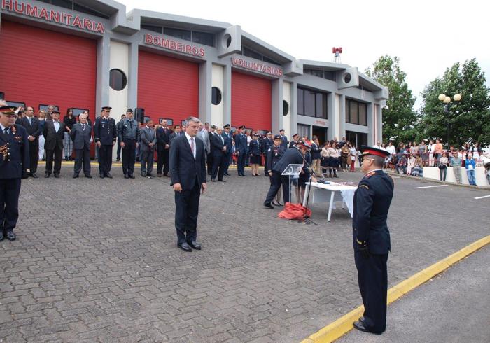 Plano de 2015 prevê aquisição de cinco ambulâncias para os bombeiros dos Açores