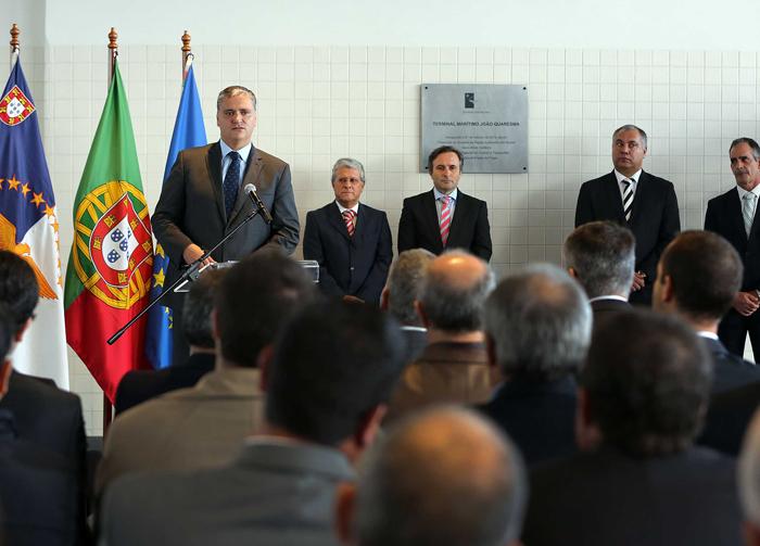 Está tomada a decisão política de construir o Terminal de Passageiros no Porto de São Roque do Pico