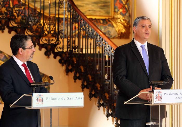 """Poder Local é """"parceiro fundamental"""" no desenvolvimento dos Açores"""