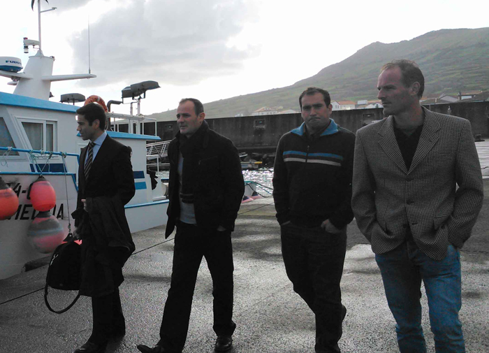 Governo dos Açores garante reforço da fiscalização das pescas na Graciosa