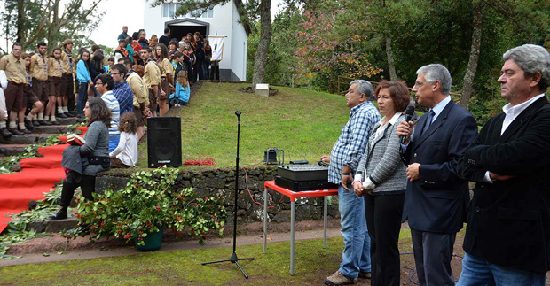 Reservas Florestais de Recreio devem estar ao serviço da comunidade, defende Luís Neto Viveiros