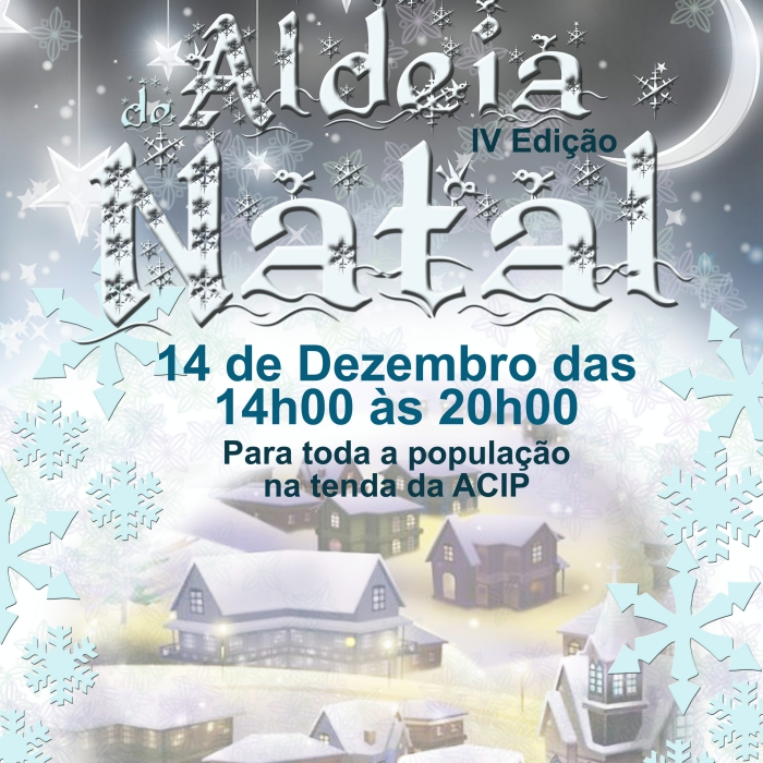Câmara da Madalena promove Aldeia de Natal