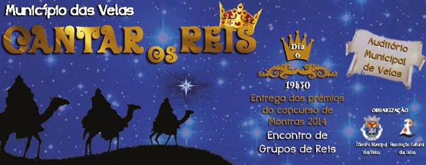 """Programa """"Cantar os Reis"""" continua hoje no Auditório Municipal"""