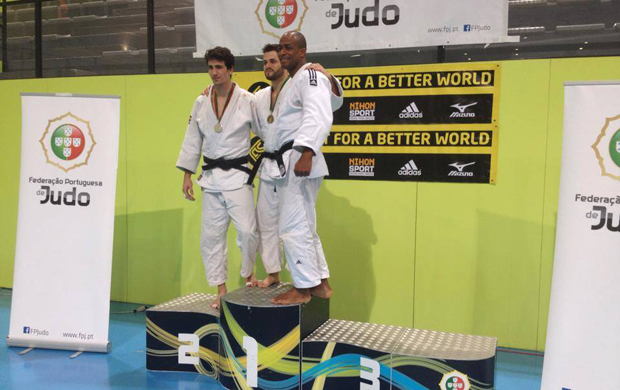 Judocas jorgenses premiados na primeira competição do ano