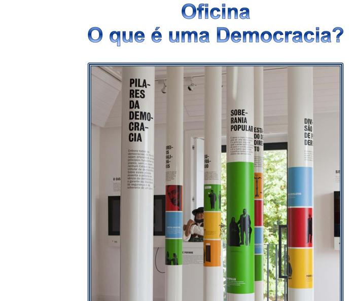 Museu da Horta promove oficina sobre a Democracia para os mais novos