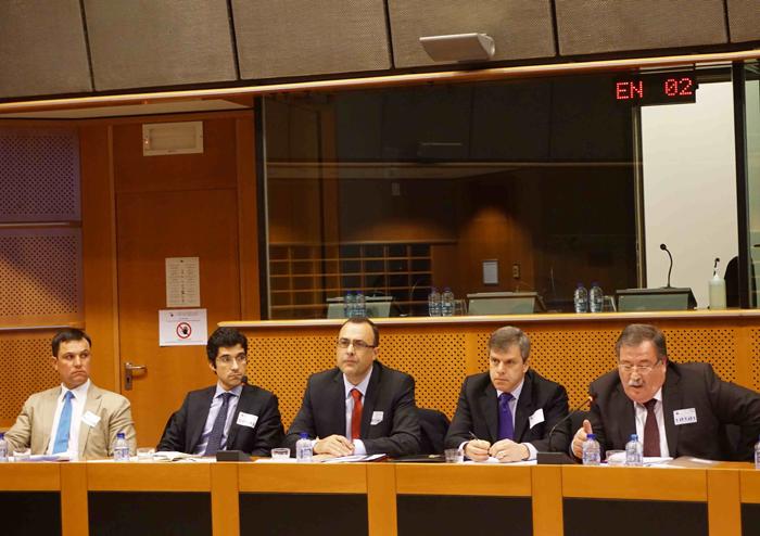 Duarte Moreira defende em Bruxelas medidas de proteção dos produtores leiteiros Açorianos