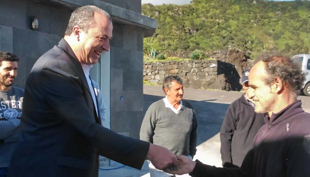 Governo investe na melhoria das condições de operacionalidade dos portos de pesca da Região