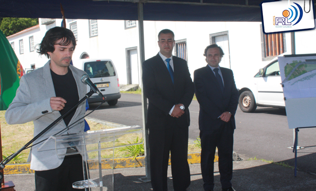 Reabilitação da Estrada Regional, entre o Aeroporto de S. Jorge e a Ribeira do Almeida, poderá começar ainda este ano (c/áudio)