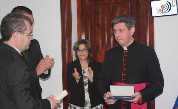 Monsenhor José Avelino Bettencourt nomeado Arcebispo pelo Papa Francisco