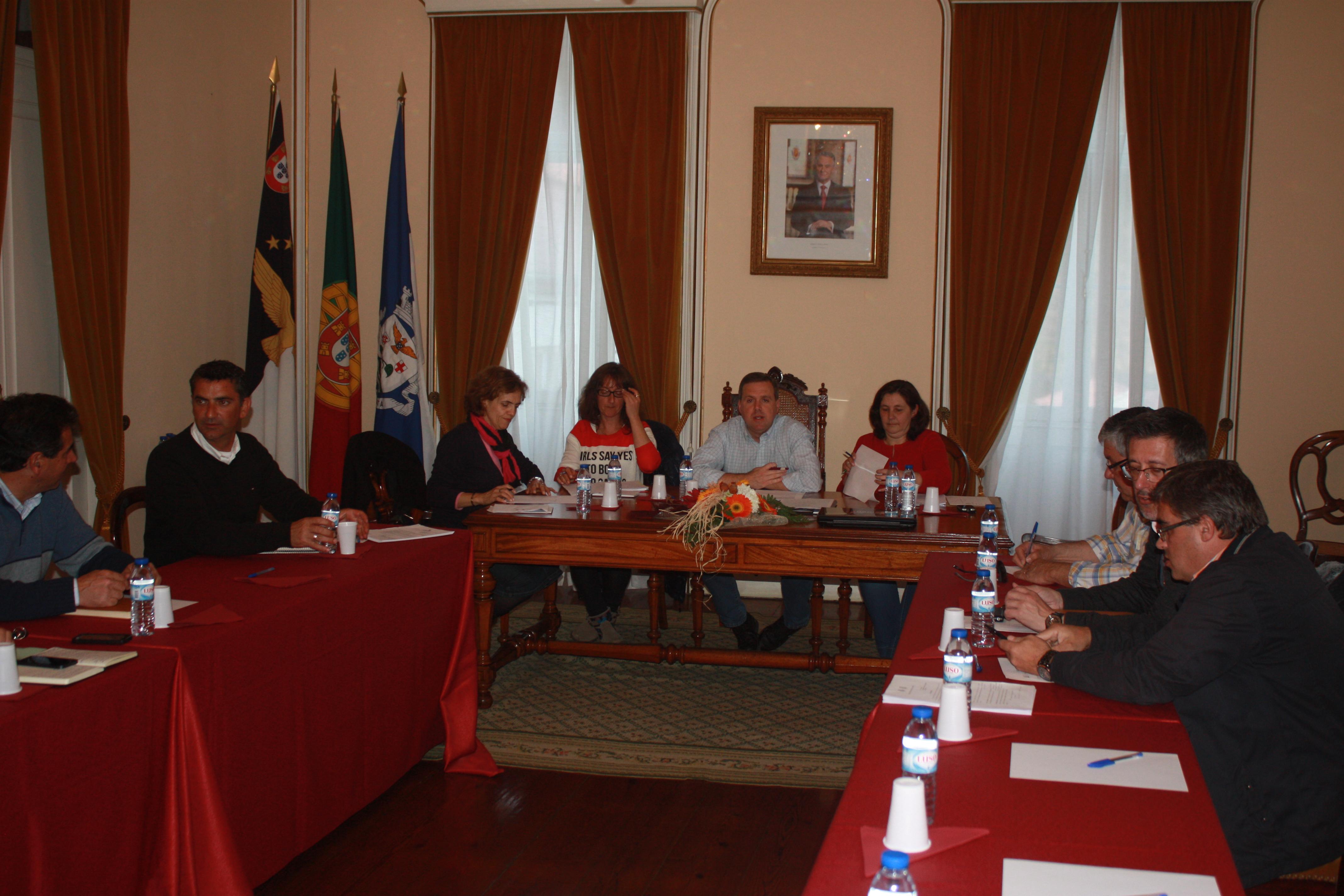 Conselho de Ilha, com nova mesa, prepara memorando para visita estatutária do Governo Regional (c/áudio)
