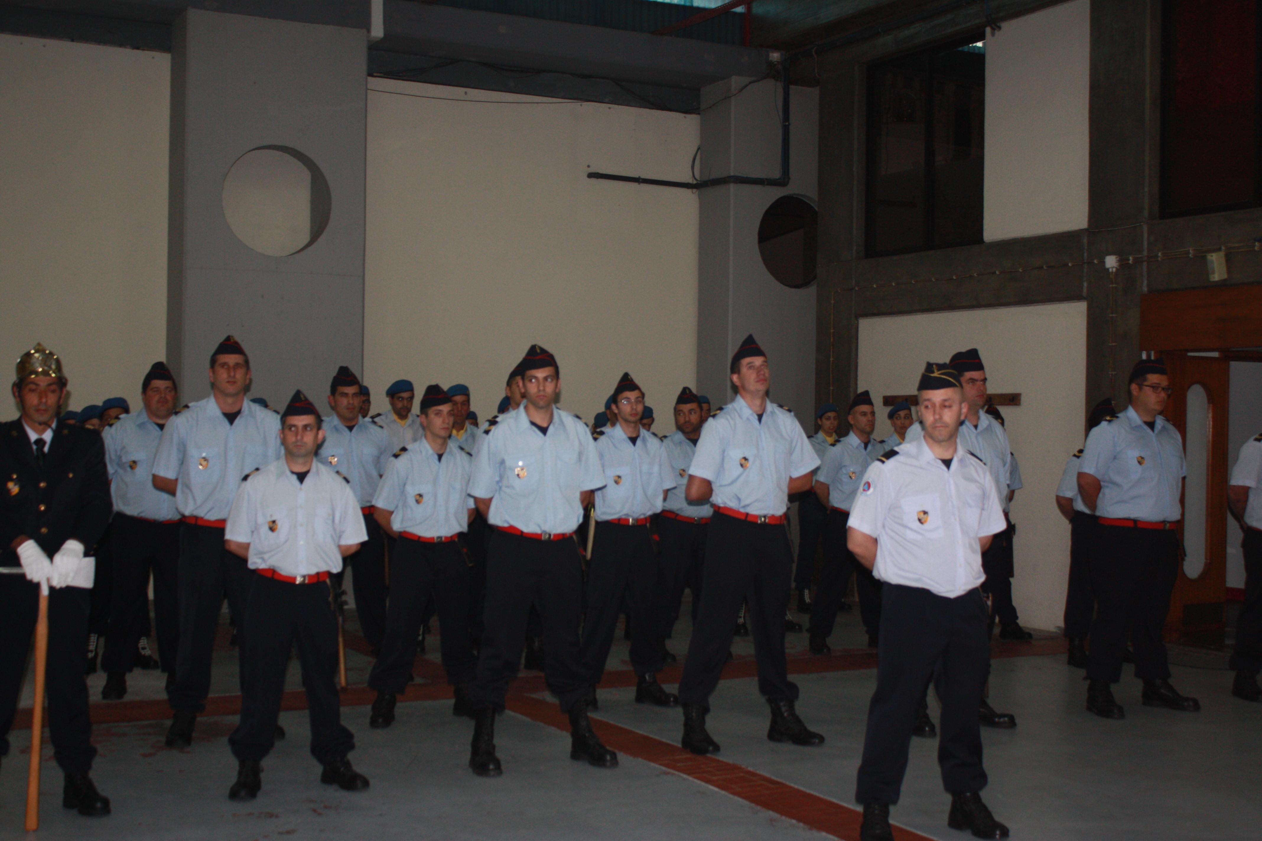 Reconhecimento de novos Bombeiros e tomada de posse do Segundo-comandante marcam cerimónia da AHBVV