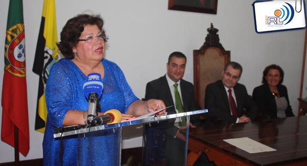 Rosa Pinto recebe Medalha de Prata do Município e é homenageada pela população (c/áudio)