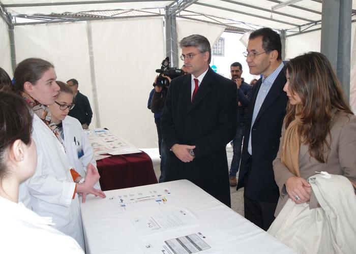 """Luís Cabral afirma que Rede de Tratamento de Feridas é """"bom exemplo da qualidade que os enfermeiros imprimem no sistema de saúde"""""""