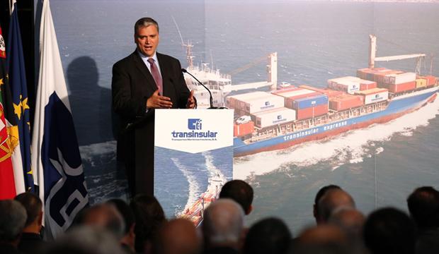 Governo quer estender ímpeto reformista aos transportes marítimos, afirma Vasco Cordeiro