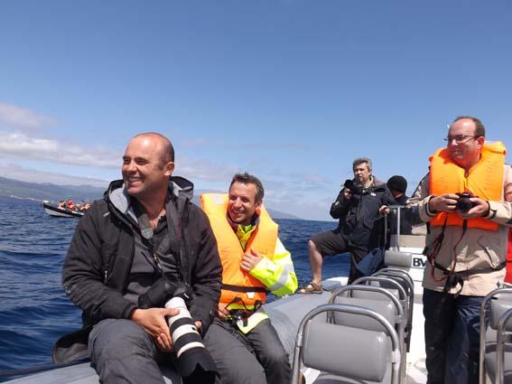 Campanha 'Açores Entre Mares' sensibiliza para a proteção do ambiente marinho