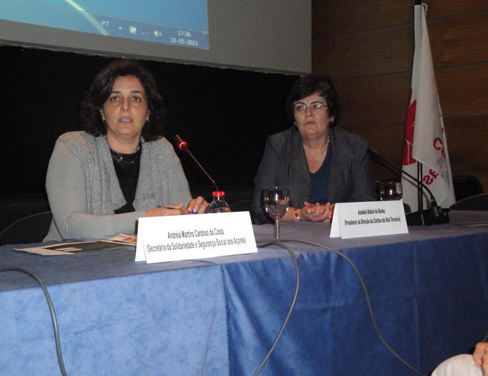 Andreia Cardoso destaca papel da economia social no combate à pobreza e na promoção da inclusão