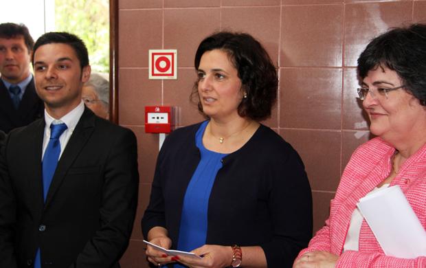 Andreia Cardoso destaca trabalho desenvolvido por mais de 230 Instituições Particulares de Solidariedade Social nos Açores