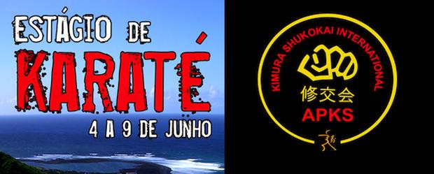 Estágio de karaté que deverá atrair mais de 100 atletas a S. Jorge começa hoje