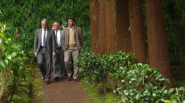 Luís Neto Viveiros destaca importância das reservas florestais de recreio dos Açores