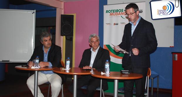 Políticas de Saúde da região em geral e de S.Jorge em particular criticadas pelo PSD (c/áudio)