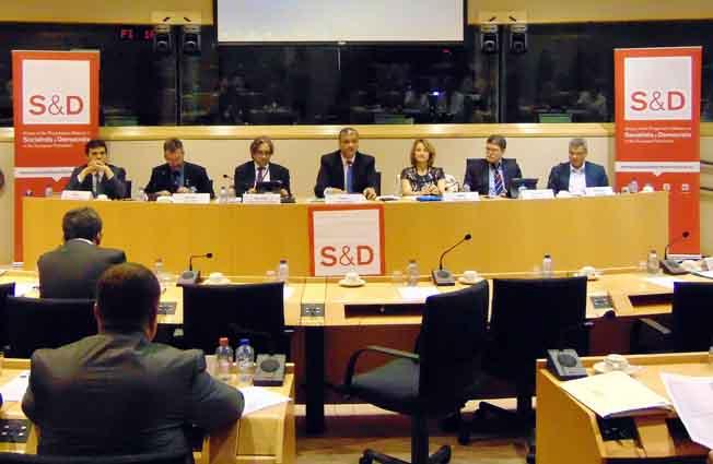 Vasco Cordeiro defende maior intervenção do Parlamento Europeu em defesa das regiões insulares