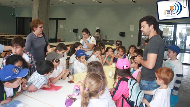 Dietista Bruno Silva, da Equipa de Saúde Escolar, alerta para a necessidade de uma alimentação saudável desde uma idade precoce