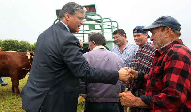 Vasco Cordeiro manifesta reconhecimento pelo contributo de todos os que se dedicaram à Agricultura