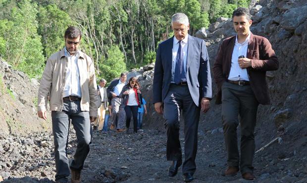 Governo dos Açores investe mais de 5 ME em ribeiras para proteger pessoas e bens