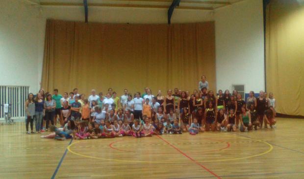 Gmini Centro Health Club promove Sarau Desportivo (c/áudio)