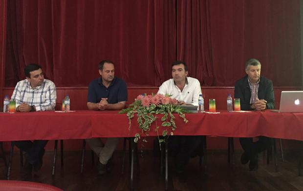 Hernâni Jorge anuncia período de discussão pública da candidatura das Fajãs de S. Jorge a Reserva da Biosfera