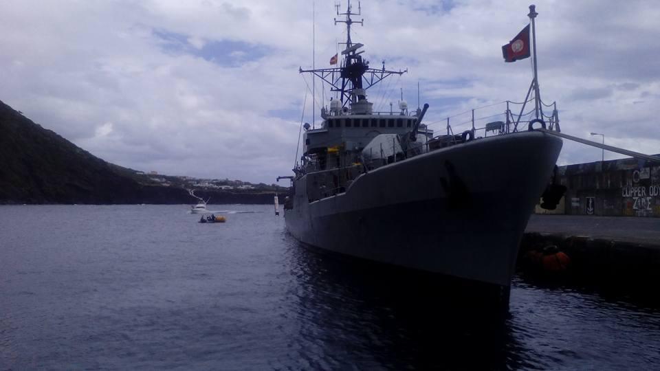 Encontradas caixas suspeitas de conter material bélico ao largo de São Jorge
