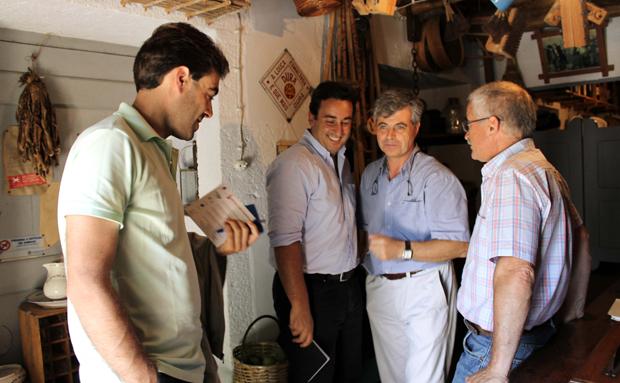 """""""Há muito trabalho para fazer, mas estamos no bom caminho no setor do turismo"""", defende Berto Messias"""
