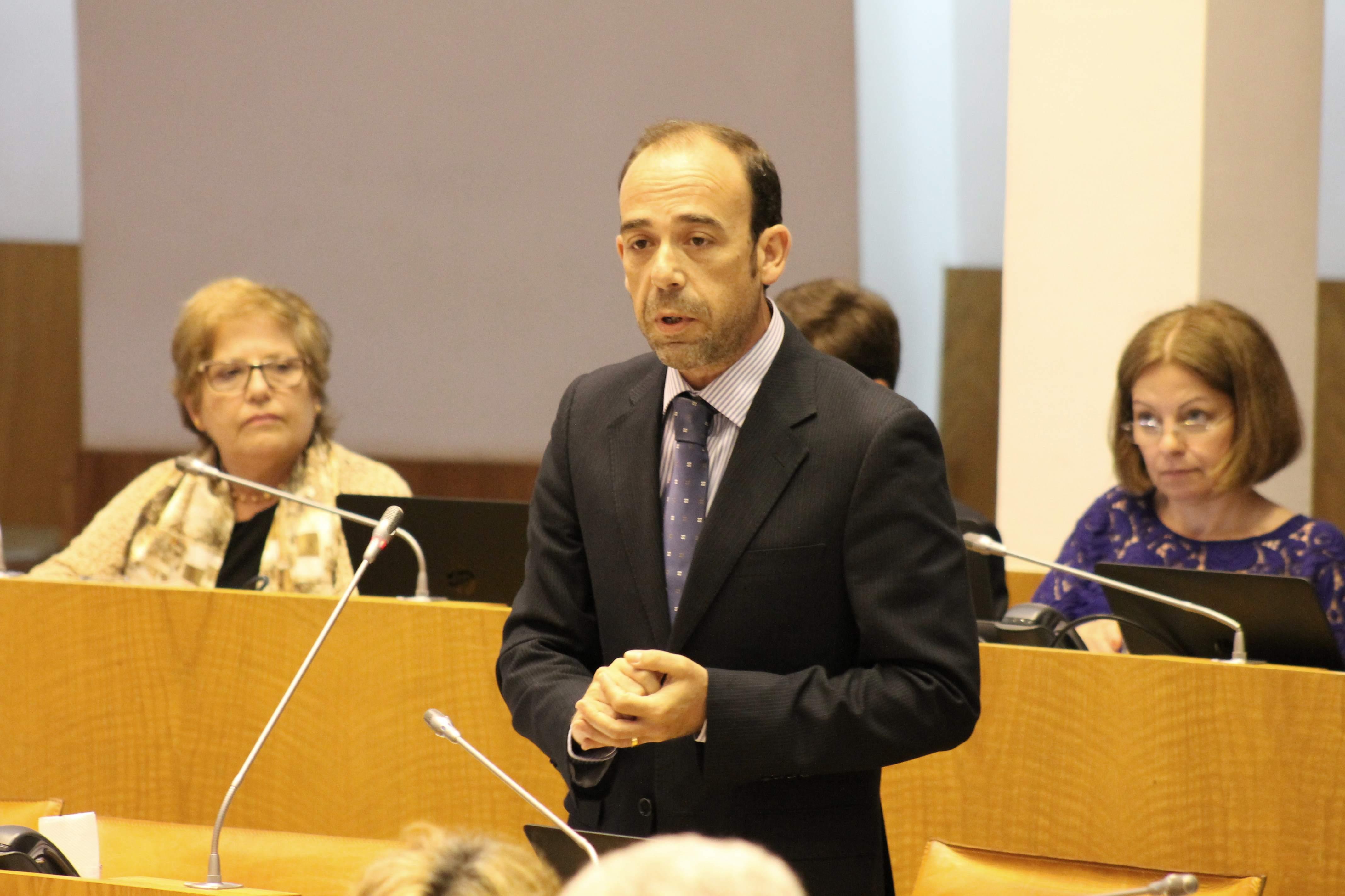 André Bradford nomeado Vice-Presidente e Porta-Voz do PS/Açores
