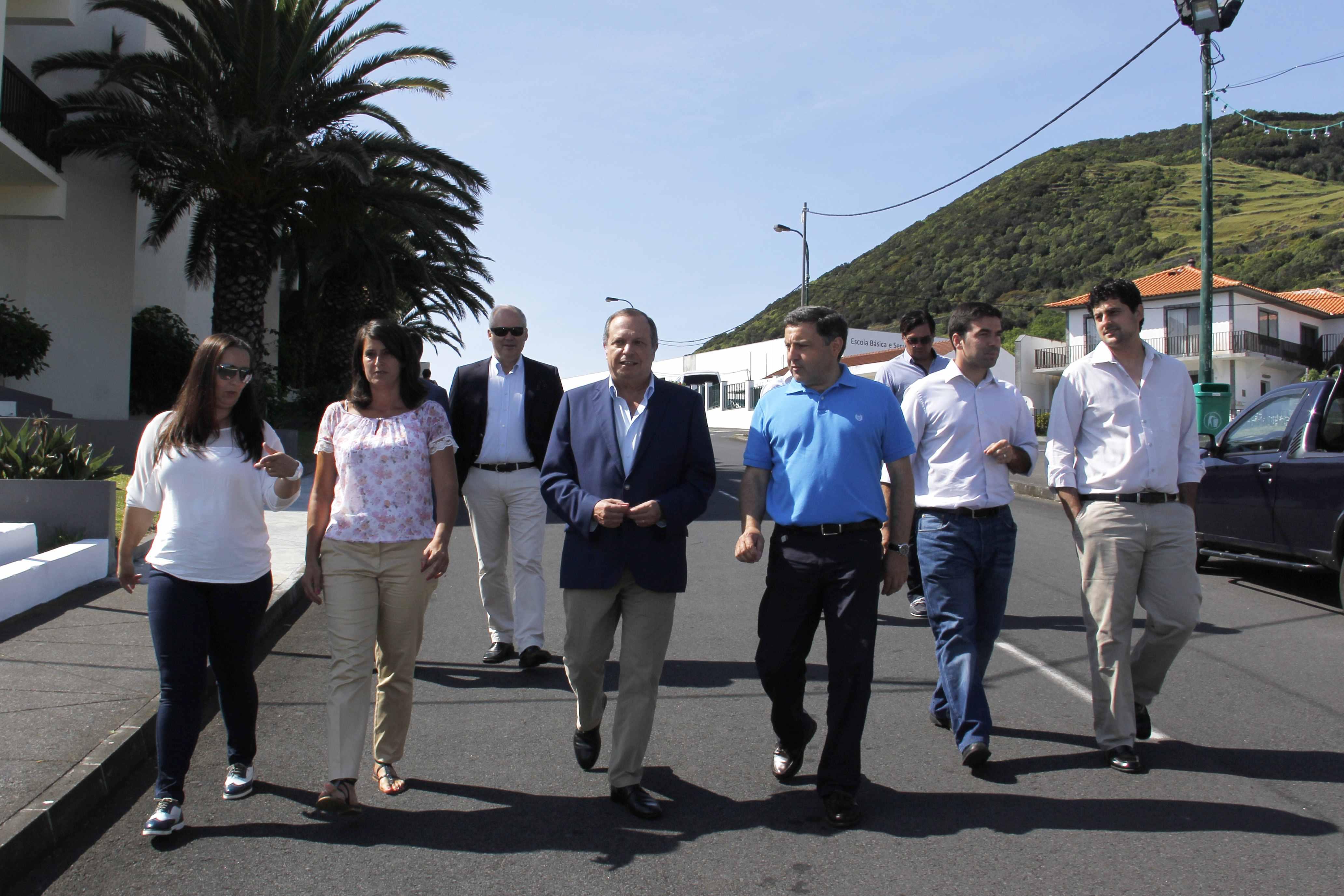 """""""A nossa missão é defender os Açores"""", garante Carlos César"""
