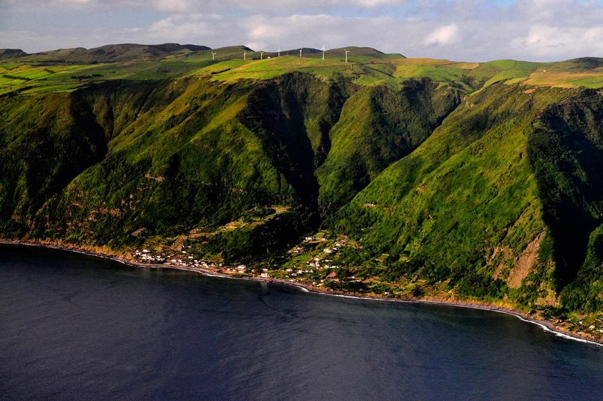 Autarcas jorgenses acolhem com satisfação classificação das Fajãs como Reserva da Biosfera da Unesco (c/áudio)