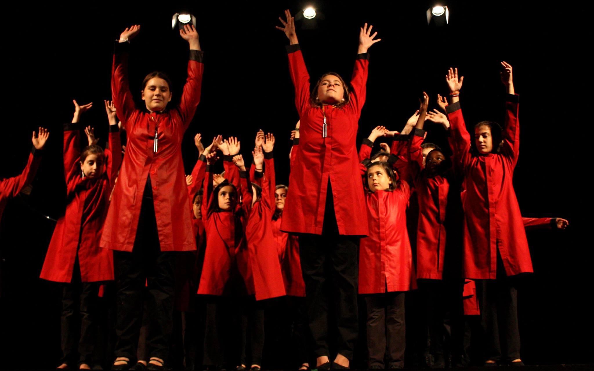 Auditório Municipal recebe Coro Infanto-juvenil da Universidade de Lisboa