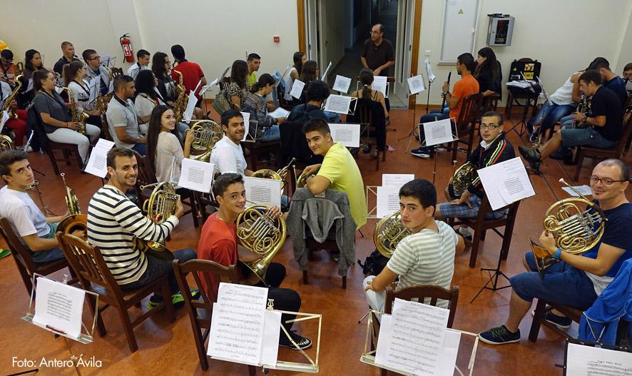 Orquestra Regional Lira Açoriana finaliza formação com dois concertos nas Flores