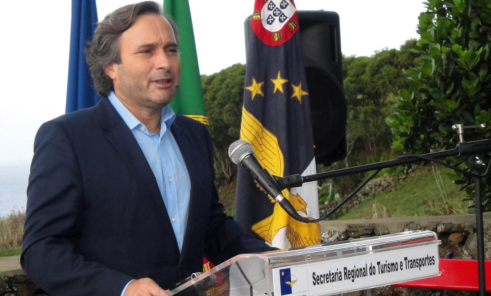 Miradouros dos Açores vão continuar a ser alvo de requalificação, garante Vítor Fraga