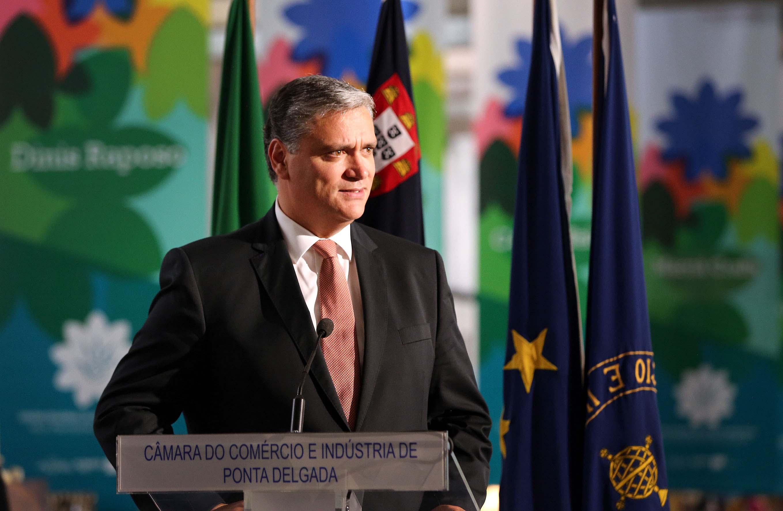 """Vasco Cordeiro destaca """"parceria sólida"""" com empresários para bom aproveitamento dos fundos comunitários"""