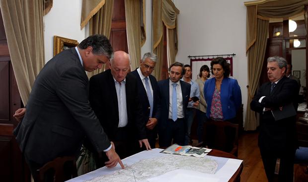 Governo vai melhorar regime de cooperação com as Autarquias em situações de calamidade, anuncia Vasco Cordeiro