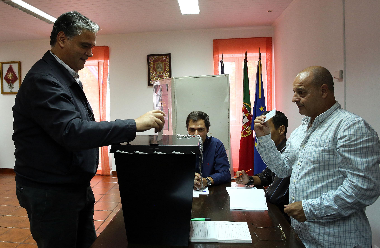 Presidente do Governo apela aos Açorianos para que exerçam o seu direito de voto