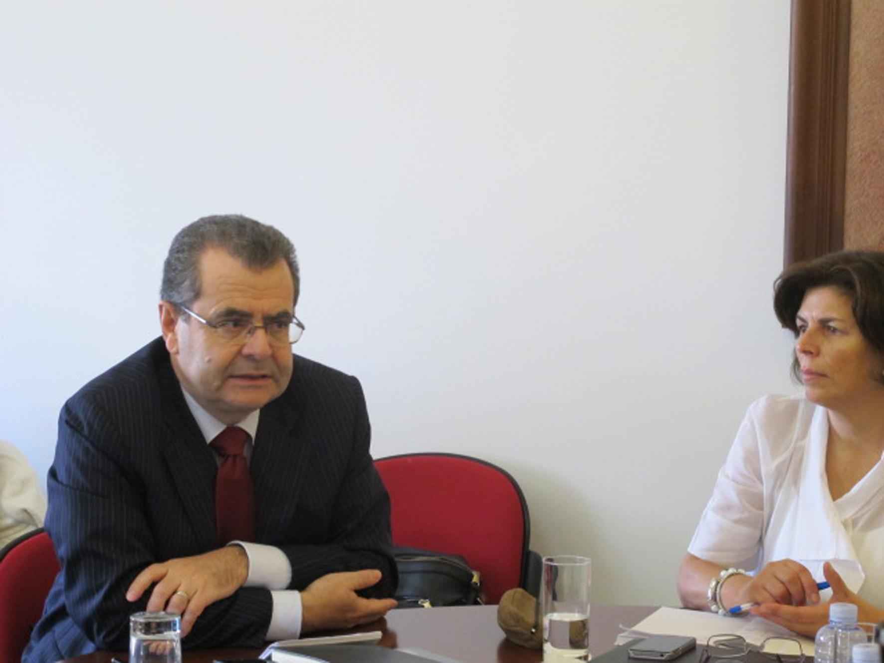 Avelino Meneses garante que as escolas dos Açores são dos lugares mais seguros para as crianças