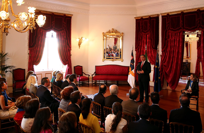"""Vasco Cordeiro afirma que os Açores apresentam """"muita determinação em vencer os desafios"""""""