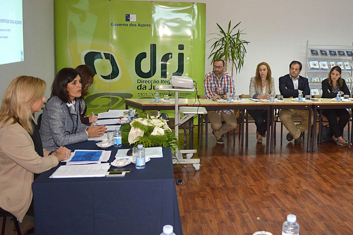 Plano para 2016 aposta na criatividade, participação e autonomização dos jovens açorianos, afirma Isabel Rodrigues